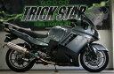 TRICK STAR トリックスター スリップオンマフラー レーシングスリップオン タイプ:チタン 1400GTR