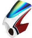 Force-Design フォルスデザイン ビキニカウル バイザー ビキニカウル スプリントスクリーン スクリーンカラー:ミラー CB1300SF (SC54) 10-13