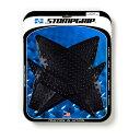 【在庫あり】ストンプグリップ STOMPGRIP タンクパッド トラクションパッド ストリートバイクキット カラー:ブラック YZF-R1 15