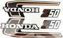 MINIMOTO ミニモト ステッカー・デカール モンキーZ50J1ディカール MONKEY [モンキー]