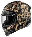ICON アイコン フルフェイスヘルメット AIRFRAME PRO COTTONMOUTH HELMET [エアフレーム プロ コットンマウス ヘルメット] サイズ:S(55-56cm)