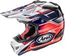 【在庫あり】Arai アライ オフロードヘルメット V-CROSS4 SLY [Vクロス4 スライ] ヘルメット サイズ:L(59-60cm)