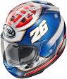 【セール特価!】Arai アライ フルフェイスヘルメット RX-7X PEDROSA SAMURAI [ペドロササムライ] ヘルメット サイズ:S(55-56cm)