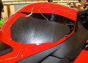 【セール特価!】Techspec テックスペック グリップスタータンクパッド 素材:スネークスキン MT-09 トレーサー