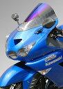 Magical Racing マジカルレーシング カーボントリムスクリーン スモーク 綾織りカーボン製 ZZR1400