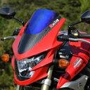【セール特価!】Magical Racing マジカルレーシング バイザースクリーン タイプ:平織りカーボン製/クリアスクリーン GSR750