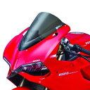 【セール特価!】ZEROGRAVITY ゼログラビティ スクリーン スクリーン ダブルバブルタイプ カラー:ダークスモーク 899Panigale [パニガーレ] Panigale [パニガーレ]