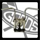 GOODS グッズ ハンドルバー ルーズライドバー AMAL364ホルダー ワイヤーセット TW200 TW225