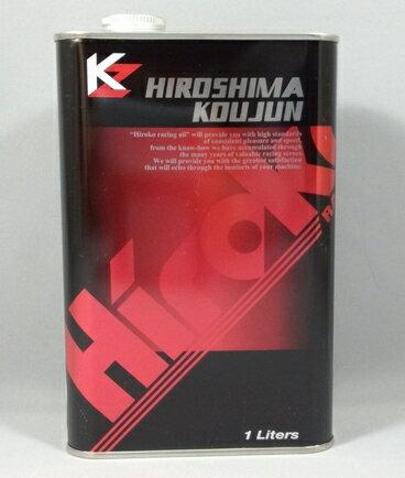 Hiroko 広島高潤 4サイクルオイル KZ 4st 飛龍 15W-50 [4L]