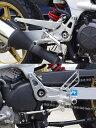 BABYFACE ベビーフェイス バックステップ サブプレート カラー:ブラック VTR250