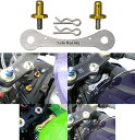 【セール特価!】 BABYFACE ベビーフェイス ガソリンタンククイックリリースピン カラー:ゴールド GSX-R1000 GSX-R600 GSX-R750