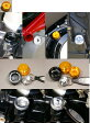 BABYFACE ベビーフェイス オイルポンプ・フィラーキャップ・オイル関連パーツ オイルフィラーキャップ カラー:ゴールド RSV4