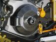 【セール特価!】 BABYFACE ベビーフェイス ガード・スライダー エンジンスライダーL 左用 MONSTER 696/1100/Hypermotard 空冷エンジン