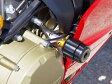 【セール特価!】 BABYFACE ベビーフェイス ガード・スライダー エンジンスライダー 1199/1299 サスペンションサポート付 12-15