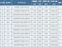 MICHELINミシュランオンロードタイヤSCORCHER11【140/75R17M/C67VTL】クルーザー/カスタムタイヤ