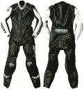 GREEDY グリーディー レーシングスーツ・革ツナギ レザースーツ サイズ:M