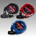 【在庫あり】大阪繊維資材 チェーンロック GUARDIAN LOCK (ガーディアンロック) ハードワイヤー HWB-1000 カラー:赤