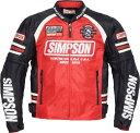 SIMPSON シンプソン Mesh Jacket [メッシュジャケット] サイズ:LW