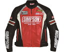 SIMPSON シンプソン メッシュジャケット SJ-4117 サイズ:LW