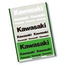 【在庫あり】KAWASAKI カワサキ Kawasaki ステッカーセット14