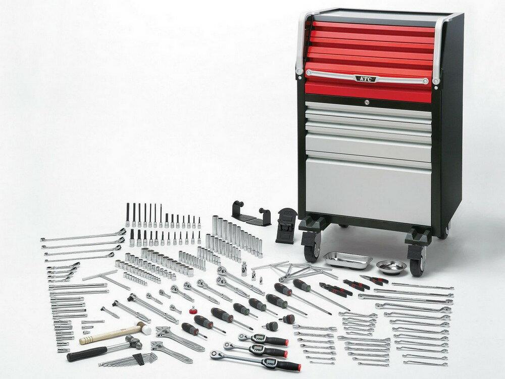KTC ケイティーシー 工具セット ローラーキャビネットタイプ