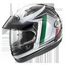 Arai アライ フルフェイスヘルメット ASTRO PROSHADE FLAG ITALY [アストロ プロシェード フラッグ イタリー] ヘルメット サイズ...