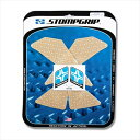 【在庫あり】ストンプグリップ STOMPGRIP タンクパッド トラクションパッド ストリートバイクキット カラー:クリア WR250X 08-15/WR250R 11-15