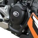 R&G アールアンドジー エンジンカバー エンジンケースカバー・ガードキット (2個)【Engine Case Cover Kit (2pc)】■ 125DUKE [デューク] 200DUKE [デューク]