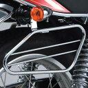 YAMAHA ヤマハ ワイズギア バッグ・ボックス類取り付けステー リアサイドガーニッシュ SR400 (FI) 93- 標準クラブバー装着車 (ノーマル車を基準) 3HTR 3HTS 3HTU 3HTV 3HTW 3HTX 3HTY