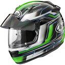 Arai アライ フルフェイスヘルメット QUANTUM-J PROSHADE ELECTRIC [エレクトリック] ヘルメット サイズ:L(59-60cm)