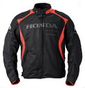 HONDA RIDING GEAR ホンダ ライディングギア ストライカーメッシュジャケット サイズ:L