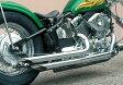 【セール特価!】EASYRIDERS イージーライダース フルエキゾーストマフラー ストリングスラッシュマフラー DRAGSTAR400 [ドラッグスター] : DRAGSTAR400 [ドラッグスター] CLASSIC