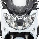 US SUZUKI 北米スズキ純正アクセサリー ヘッドライト本体・ライトリム/ケース クローム フロントトリム (Chrome Front Trim) スカイウェイブ650