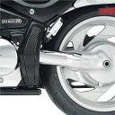 US SUZUKI 北米スズキ純正アクセサリー その他外装関連パーツ クローム ドライブシャフトカバー (Chrome Driveshaft Cover) ブルバードM109R (イントルーダーM1800R/VZR1800)