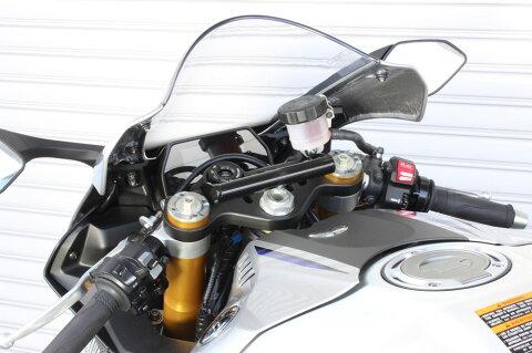 KIJIMA キジマ 各種電子機器マウント・オプション ハンドルマウントステー YZF-R1/M 15- (2CR/2KS)