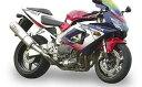 ヤマモトレーシング YAMAMOTO RACING スペックA スリップオンマフラー CBR929RR FIRE BLADE [ファイアブレード]