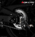 BIKERS バイカーズ レーシングスタンドフック カラー:ブラック CB400F CB400X CBR500R(NC47)
