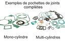CENTAURO チェンタウロ ガスケット COMPLETE ENGINE GASKET SET FOR KX80 / 85 1998-1905【ヨーロッパ直輸入品】