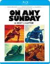 ウィック・ビジュアル・ビューロウ Wick DVD ON ANY SUNDAY THE NEXT CHAPTER【ブルーレイ】オンエニーサンデー ザ・ネクストチャプター