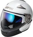 【セール特価!】WINS ウインズ システムヘルメット MODIFY ADVANCE [モディファイ アドバンス] ジェットヘルメット サイズ:L(58cm-5...