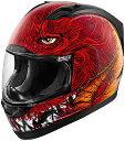 ICON アイコン フルフェイスヘルメット ALLIANCE LUCIFER HELMET [アライアンス ルシファー ヘルメット] サイズ:XL(61-62cm)