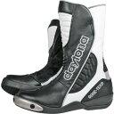 摩托車騎士服 - Daytona Boots デイトナブーツ オンロードブーツ DAYTONA STRIVE GTX BLACK/WHITE サイズ:47