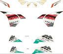 KTM POWER PARTS KTMパワーパーツ ステッカー・デカール グラフィックキット [レー