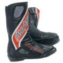 摩托車騎士服 - Daytona Boots デイトナブーツ オンロードブーツ DAYTONA EVO SPORTS BLACK/RED サイズ:39