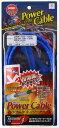 【在庫あり】NGK エヌジーケー 日本特殊陶業 パワーケーブル(プラグコード) プラグコード色:ブルー/プラグキャップ色:ブルー GPZ1100 ZRX1100 ZRX1200 ZRX1200DAEG [ダエグ] ZX-10 ZZR1100 ZZR1200