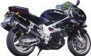 アサヒナレーシング ASAHINA RACING エグテック 湾岸(ワンガン)スペシャルマフラー TL1000S