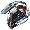 Arai アライ オフロードヘルメット TOUR-CROSS3 DETOUR [ツアークロス3 デツアー 青] ヘルメット サイズ:Lサイズ:L(59-60cm)