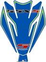 【在庫あり】MOTOGRAFIX モトグラフィックス タンクパッド カラー:ブルー GSX-S1000