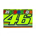 VR46 ブイアール46 その他グッズ THE DOCTOR FLAG