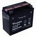 【在庫あり】台湾ユアサ 台湾YUASA 密閉型メンテナンスフリーバッテリー(MF) TYTX20L-BS